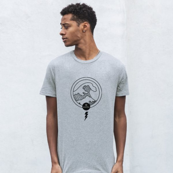 New Wave T-shirt from Ecotribo